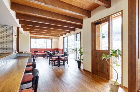 栗の家(飲食店:カフェ)