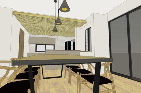 A-house renovation
