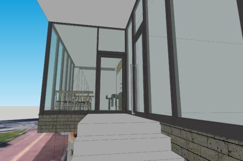 岡山N複合ビル