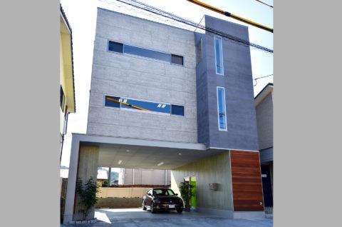 堀南の家(注文住宅)