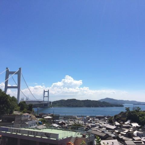 児島~下津井「風の道」サイクリング!
