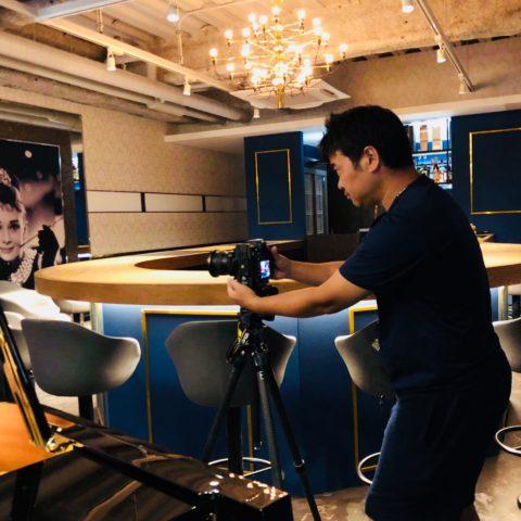 岡山ガールズバー竣工写真撮影!