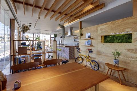 クリエ カフェ&キッチン(飲食店:カフェ)
