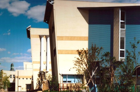 玉島北中学校